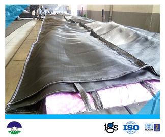 Tubi del geotessuto con forza ad alta resistenza e la prestazione idraulica eccellente per asciugare